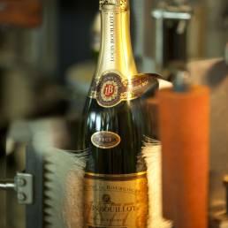 Louis Bouillot flaske, foto