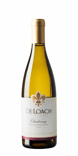 DeLoach Chardonnay Russian River Valley, foto flaske