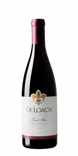 DeLoach PInot Noir, foto flaske