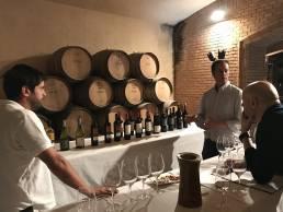 Vinsmaking Aresti Foto