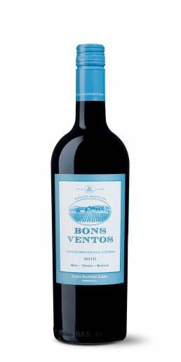 Bons-Ventos, flaske